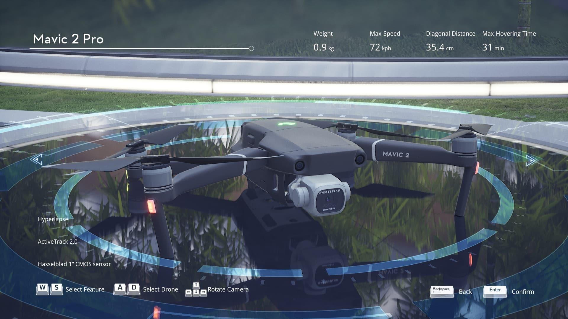 DJI Adds New Aircraft and Environments to DJI Simulator