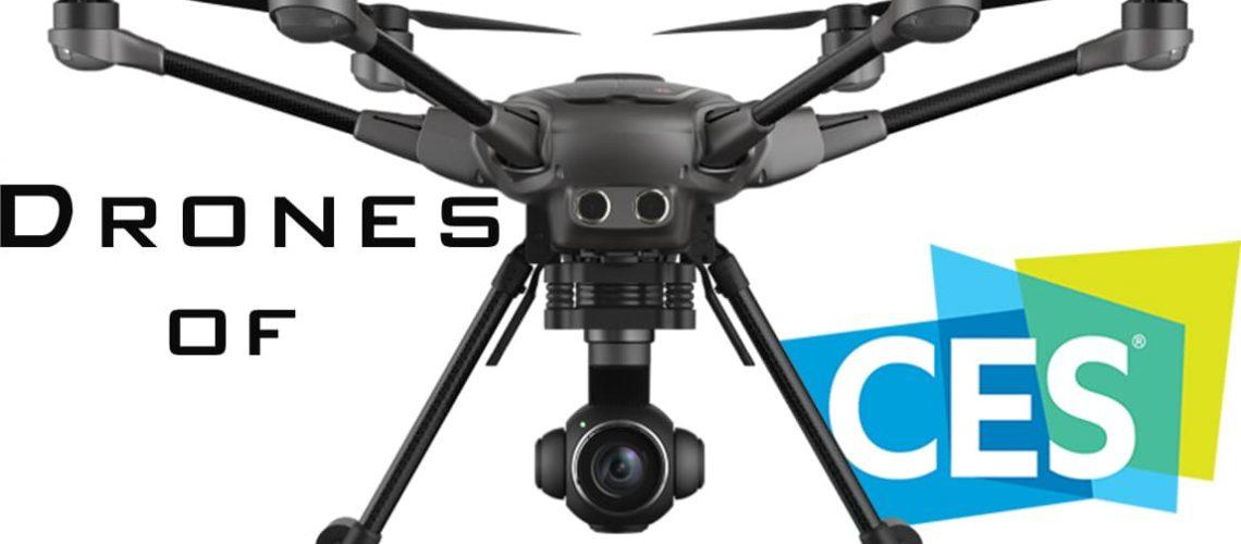 Drones-of-CES