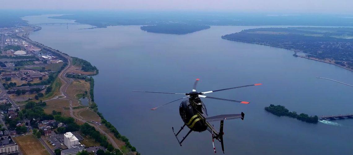 Drone Involved in Near Miss at Niagara Falls